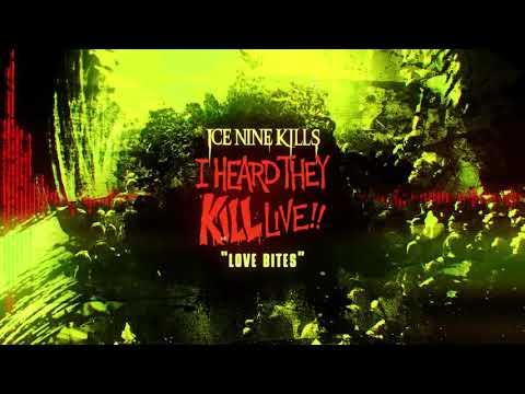 Ice Nine Kills - Love Bites [LIVE in Worcester, MA / November 2019]