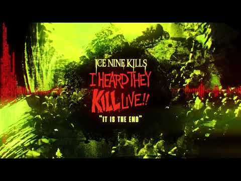 Ice Nine Kills - IT Is The End [LIVE in Worcester, MA / November 2019]