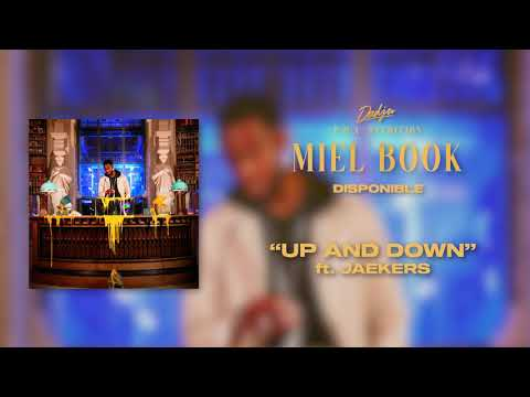 DADJU - Up and Down ft. Jaekers (Audio Officiel)