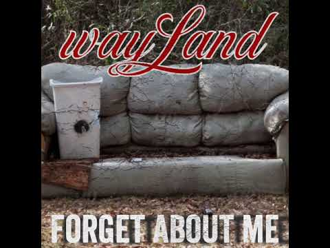 WAYLAND: FORGET ABOUT ME Brand new single