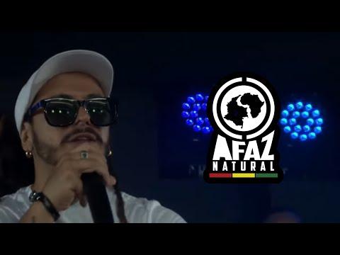 Afaz Natural - Show en vivo online