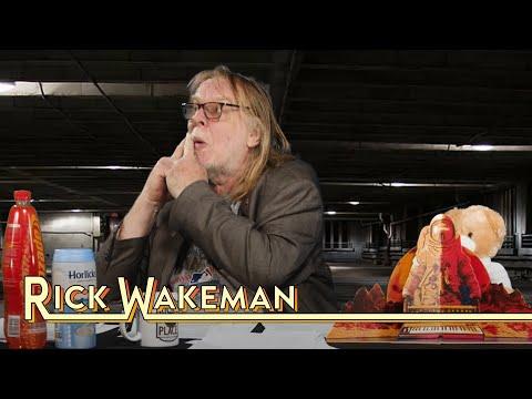 Rick Wakeman - Beam Me Up Spotty! | Rick's Plaice