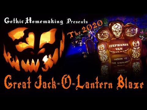The 2020 Great Jack-O-Lantern Blaze