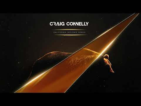 Craig Connelly featuring Cammie Robinson - California (Kolonie Remix)