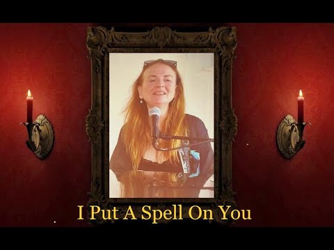 I Put A Spell On You - Live from Jude's House - Judith Owen with Dave Blenkhorn and Pedro Segundo