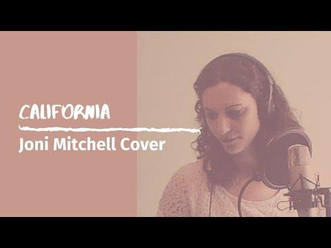 California - Joni Mitchell (cover by Nicole Stella)