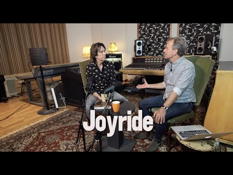 Per Gessle talks about Joyride
