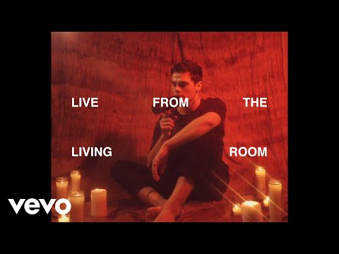 AJ Mitchell - Burn (Live From The Living Room)