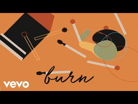AJ Mitchell - Burn (Lyric Video)