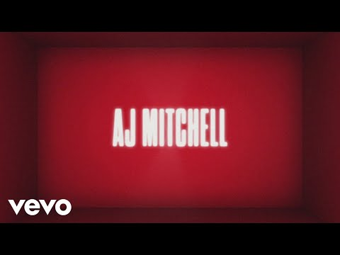 AJ Mitchell - Unstoppable (Lyric Video)