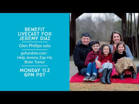 Benefit For Jeremy Diaz - Monday Livestream