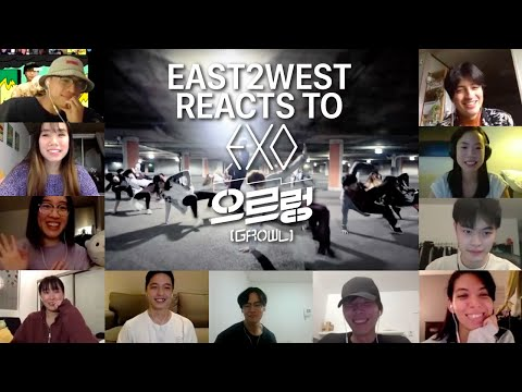 EAST2WEST REACTS TO [E2W] EXO - GROWL COVER (OUR FIRST COVER!)