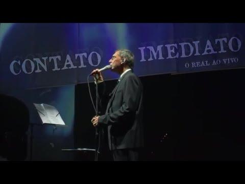 Contato Imediato/Um Deus - Arnaldo Antunes [O Real Ao Vivo]