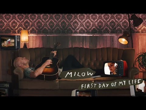 Milow - First Day Of My Life (Official Video)