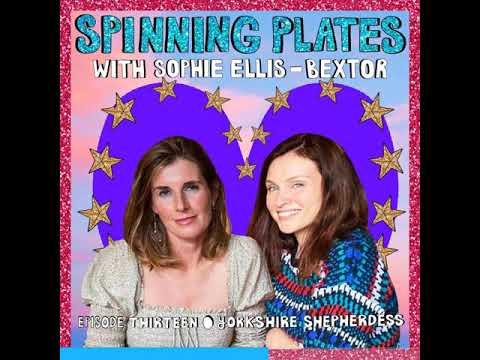 Spinning Plates Ep 13: The Yorkshire Shepherdess / Amanda Owen