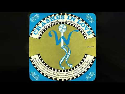 William Onyeabor - Crashes in Love (Official Audio)