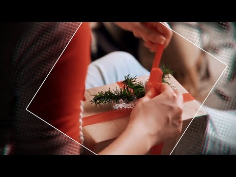 Sarantos My Christmas Tree Lyric Video - new holiday pop song