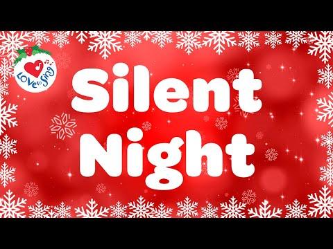 Silent Night Christmas Carol 2020