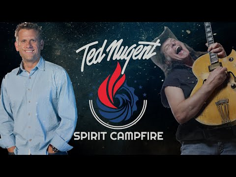 Ted Nugent Spirit Campfire LIVE from Trump Rally