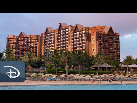 There's Magic Behind the Making of this Legendary Place | AULANI, A Disney Resort & Spa