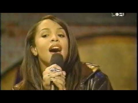 Aaliyah on BET 1997 - The One I Gave My Heart To (Live)