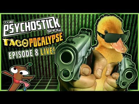 The Psychostick Show: TACOPOCALYPSE 6 LIVE!