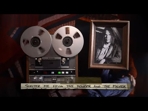 Neil Young -  Powderfinger  (Official Music Video)