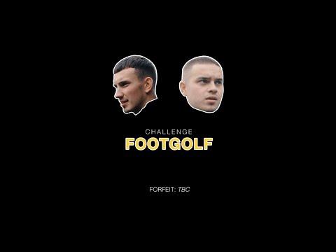 Everyone You Know - Rhys Vs Harv, Challenge 1: Footgolf