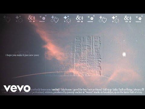 Jeremy Zucker - orchid (Official Lyric Video)
