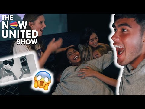 Abraca-OMG! Another SURPRISE! Guess Who's Here?! Season 3 Episode 35 (Part 2) - The Now United Show