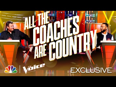 We're All a Little Bit Country - The Voice 2020