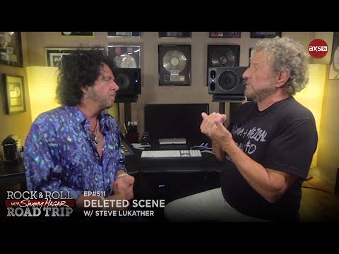 Rock & Roll Road Trip Episode 511 Deleted Scene w/ Steve Lukather