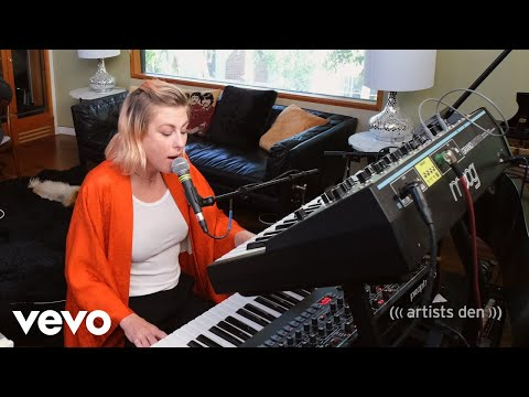 Phantogram - When I'm Small (Live from My Den)