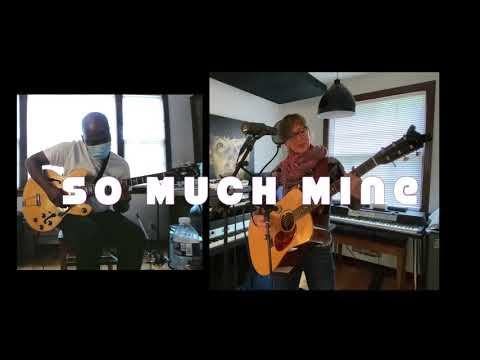 Jonatha Brooke - So Much Mine with Ingrid Graudins & Goffrey Moore (Kitchen Covid Singles)