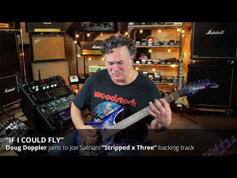 """Doug Doppler jams to Joe Satriani's """"If I Could Fly"""" (Stripped x Three)"""
