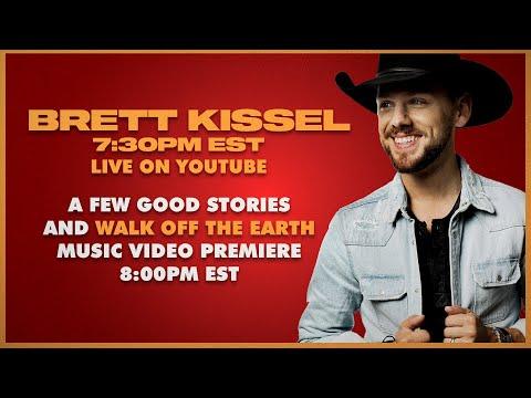 Brett Kissel - A Few Good Stories - Video Premiere Livestream November 6, 2020, 7:30pm ET