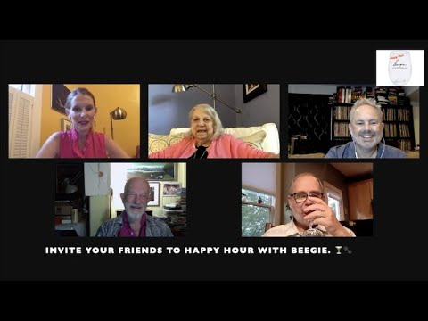 HAPPY HOUR with BEEGIE featuring Bill Crow, Jim White & Roger Spencer (Part One)