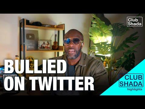 Bullied by a congolese fan on twitter | Club Shada