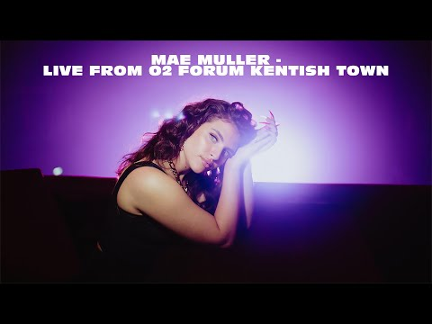 Mae Muller - Live from O2 Forum Kentish Town