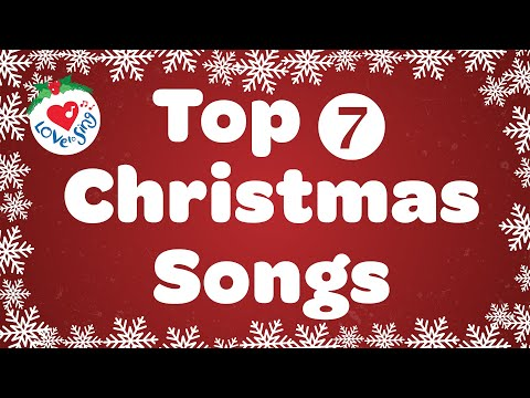 Top 7 Christmas Songs and Carols with Lyrics 2020