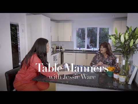 Table Manners With Jesse Ware - INFINITE DISCO