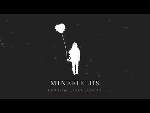 Faouzia & John Legend - Minefields (Official Audio)