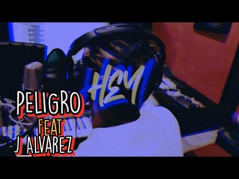 J ALVAREZ FEAT Jonna Torres - PELIGRO (VIDEO LYRIC) LEGADO