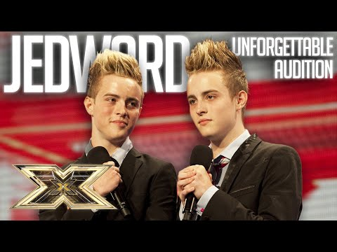 WHEN WE FIRST MET JEDWARD! | The X Factor UK