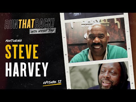 Steve Harvey's First Podcast | Run That Back | EP 12