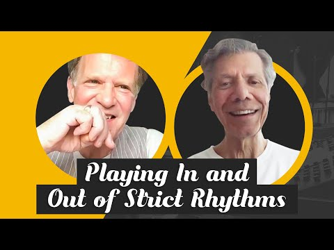 Playing In and Out of Strict Rhythms - Chick Chats with Gary Husband: Part 6