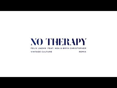 No Therapy (Vintage Culture Remix) (Official Audio)