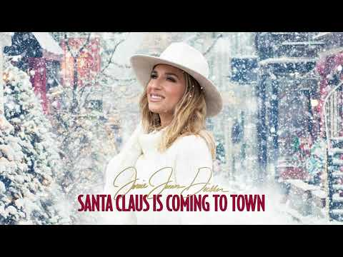 Jessie James Decker | Santa Claus Is Coming to Town (Visualizer)