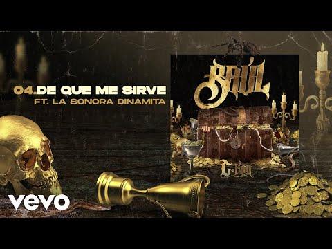 C-Kan - De Que Me Sirve (Cumbia) (Audio Oficial) ft. La Sonora Dinamita