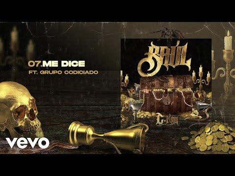 C-Kan - Me Dice (Audio Oficial) ft. Grupo Codiciado